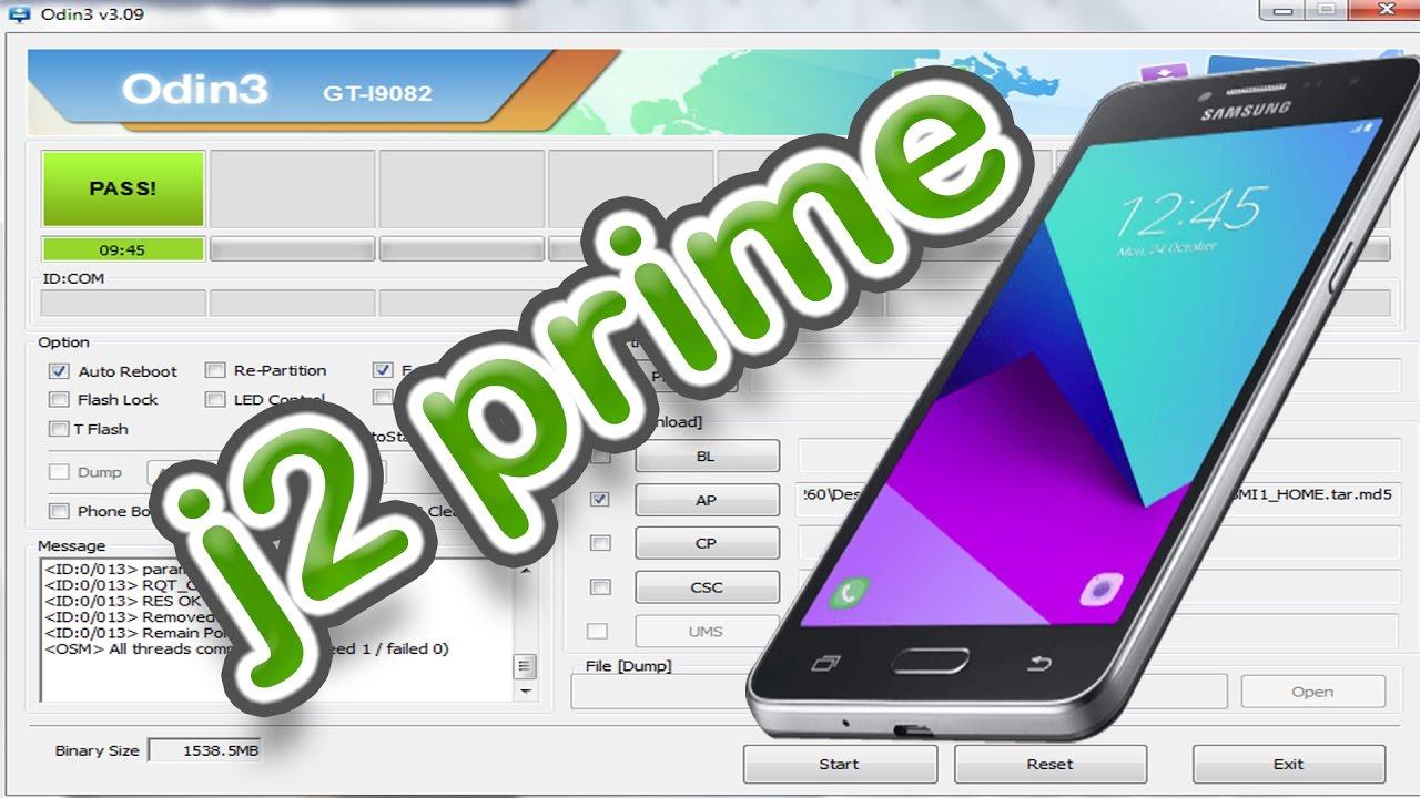descargar firmware samsung j2 prime colombia original