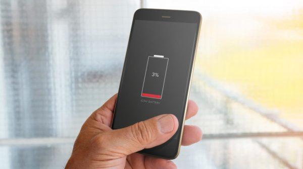 bateria baja celular 600x336 - Truco para ahorrar hasta un 60% de batería!