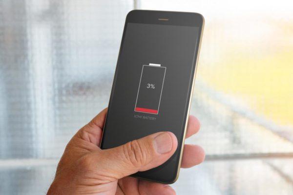 bateria baja celular 600x400 - Truco para ahorrar hasta un 60% de batería!